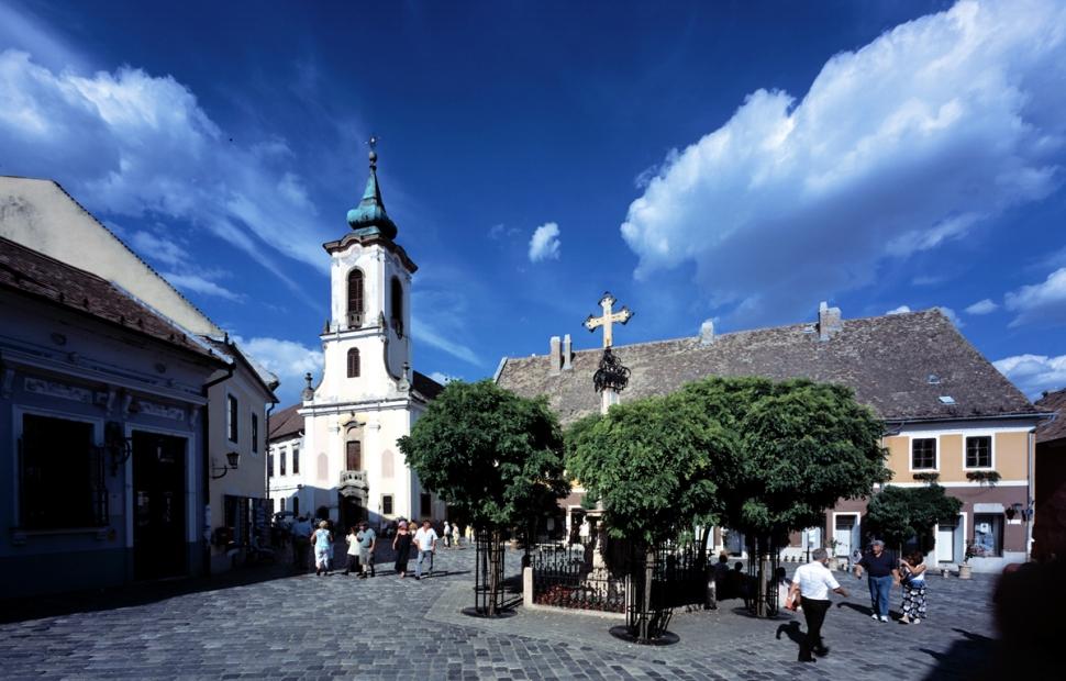 Szentendre �Tourisme Hongrois S.A.P (1)