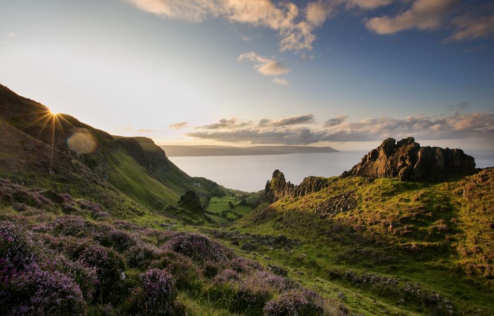 Game of Thrones� - Galboly, The Glens of Antrim~Runestone