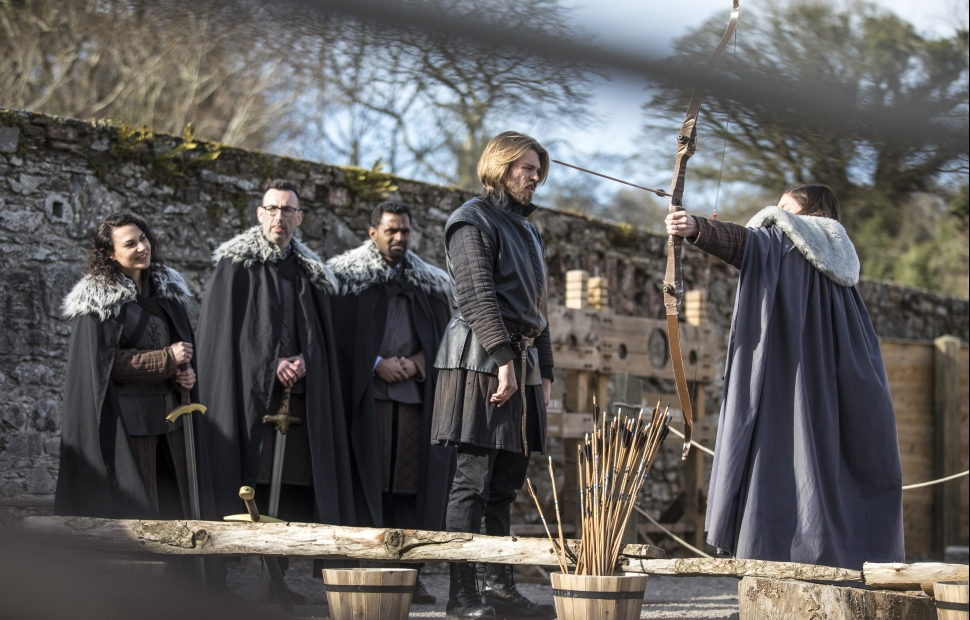 Winterfell Tours - Game of Thrones� Archery package