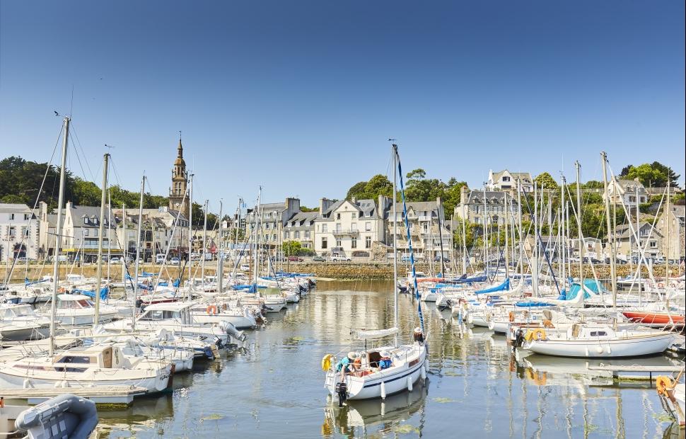 Binic (c) Tourisme Bretagne - LAMOUREUX Alexandre