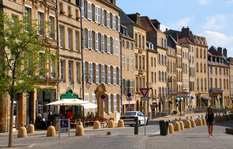 Metz (c) M. Laurent - Lorraine Tourisme