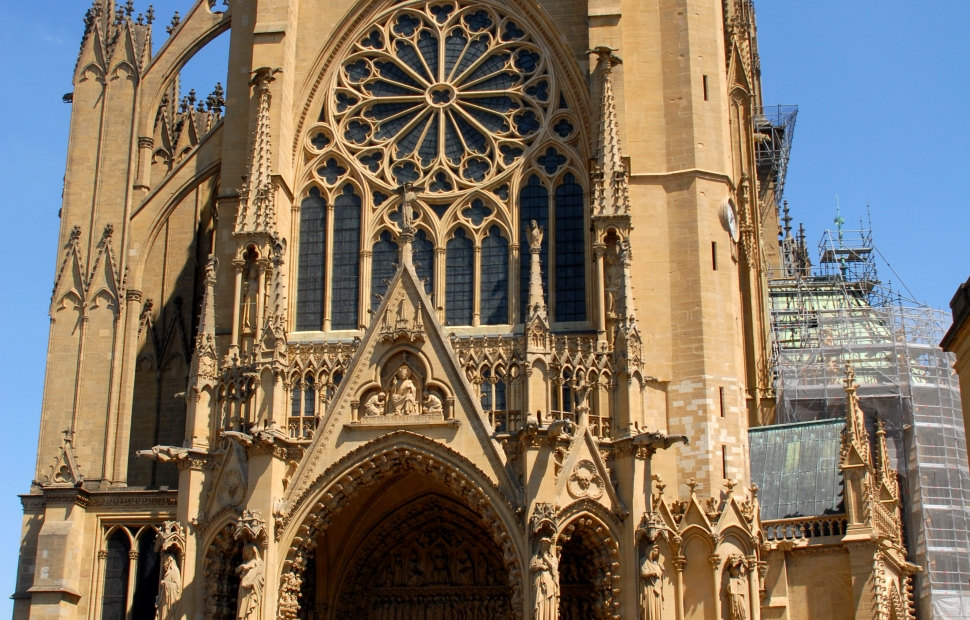 Metz, cath�drale Saint-Etienne (c) M. Laurent - Lorraine Tourisme