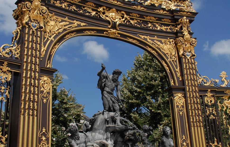 Nancy, Place Stanislas (c) M. Laurent - Lorraine Tourisme