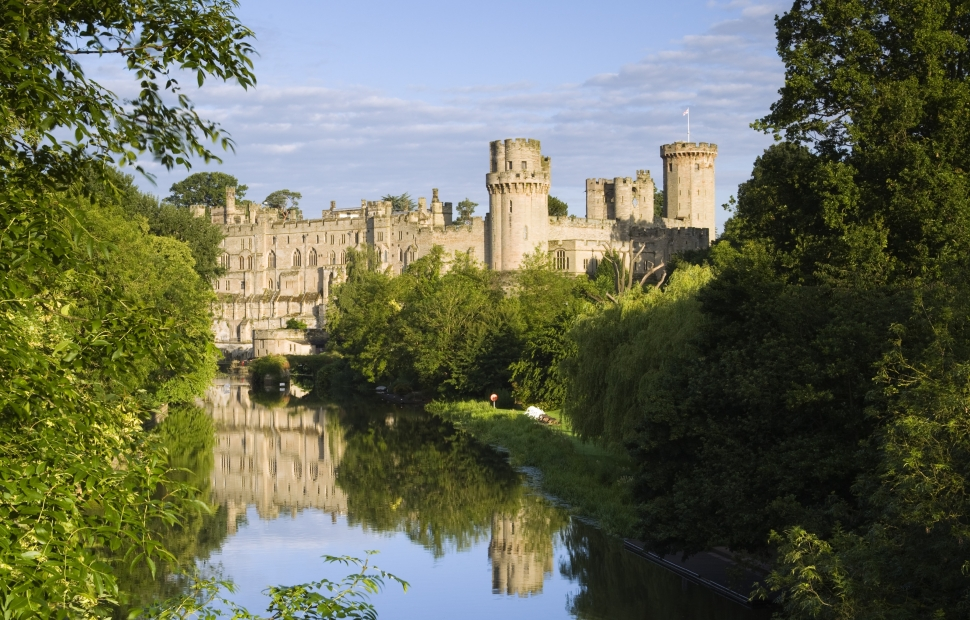 Warwick castle � VisitBritain LeeBeel 2