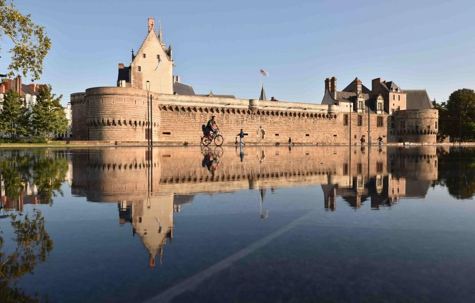 Nantes, ch�teau des ducs de Bretagne (c) Voyages � Nantes