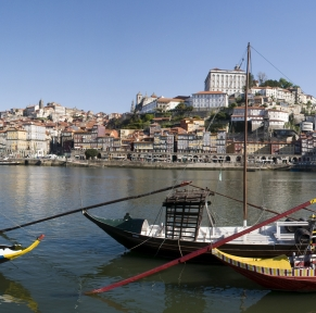 De Porto vers l'Espagne, la vallée du Douro et Salamanque