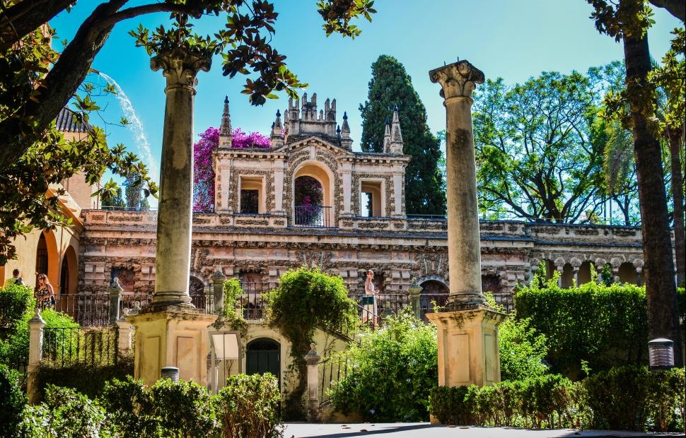 Seville - Alcazar �Stephane Pfleger (1)