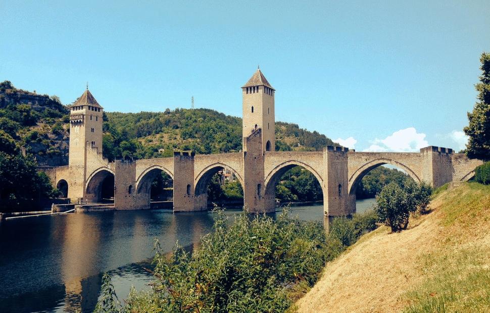 Le Pont Valentre? � Lot Tourisme A. Druine 140611-140745_2048x1536