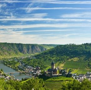 Moselle et vallée du Rhin romantique