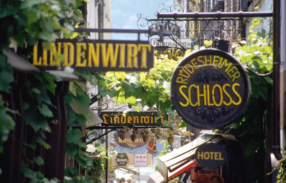 R�desheim, Drosselgasse (c) dam germany travel