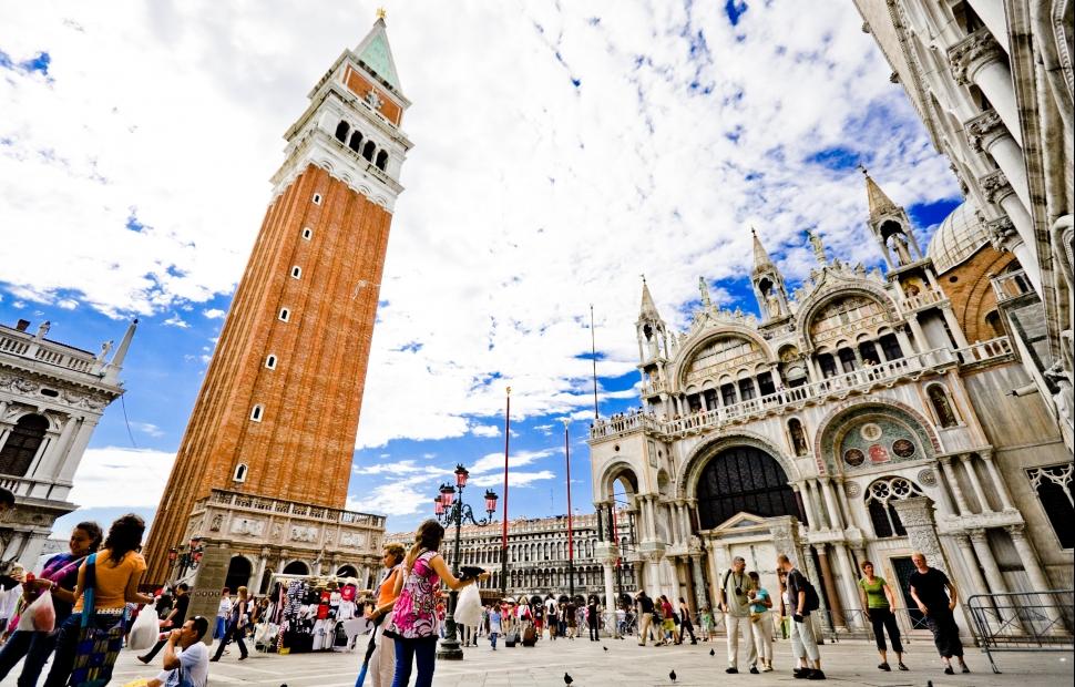 Place St Marc � Venise