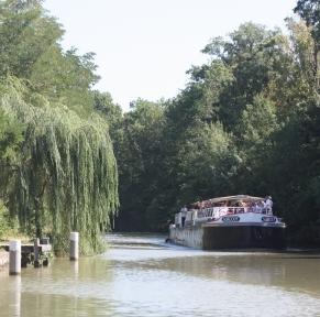 Au fil du canal du Midi