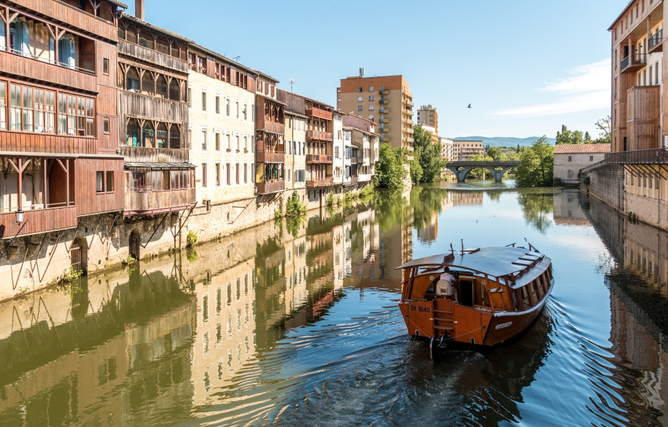 Castres (c) CDT Tarn Pascale Walter
