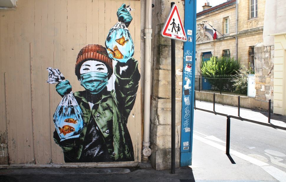 Paris, street art (c) AdobeStock