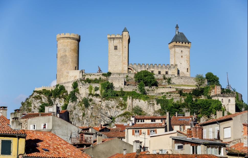 Ch�teau de Foix @St�phane Meurisse ADT09 (2)