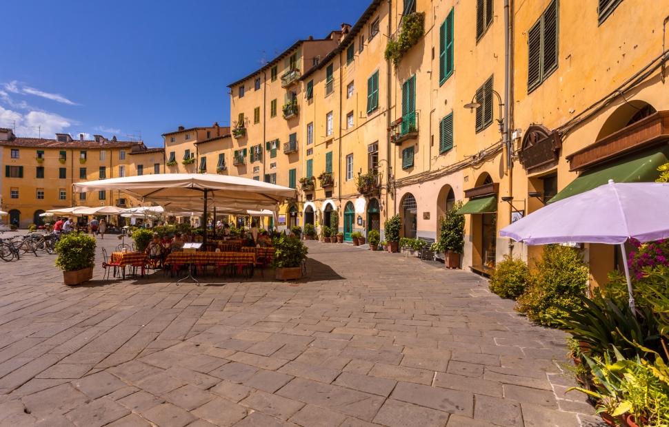 Lucca �Fotolia
