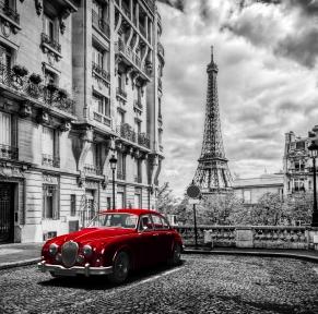 Paris occupé, Paris libéré