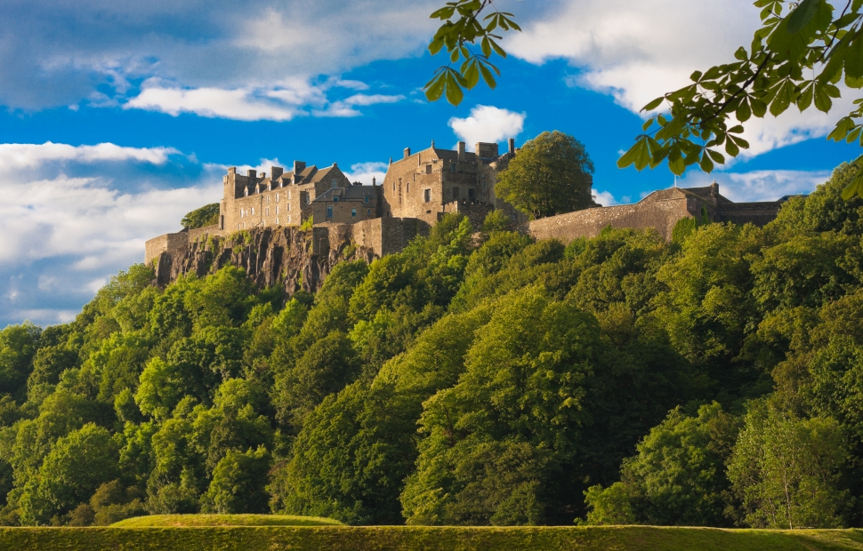 Stirling castle (c) AdobeStock