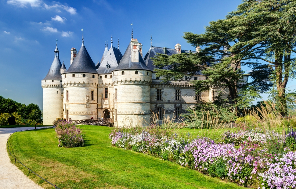 Ch�teau de Chaumont-sur-Loire (c) AdobeStock