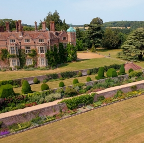 Les jardins secrets d'Angleterre
