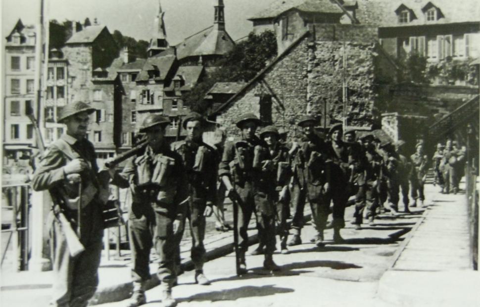 Brigade Piron, Honfleur (c) ASBL Brigade Piron (4)
