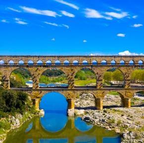 Sur les pas des Romains entre Provence & Méditerranée