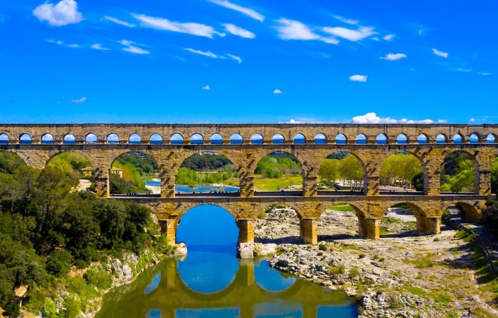 Pont du Gard (c) AdobeStock