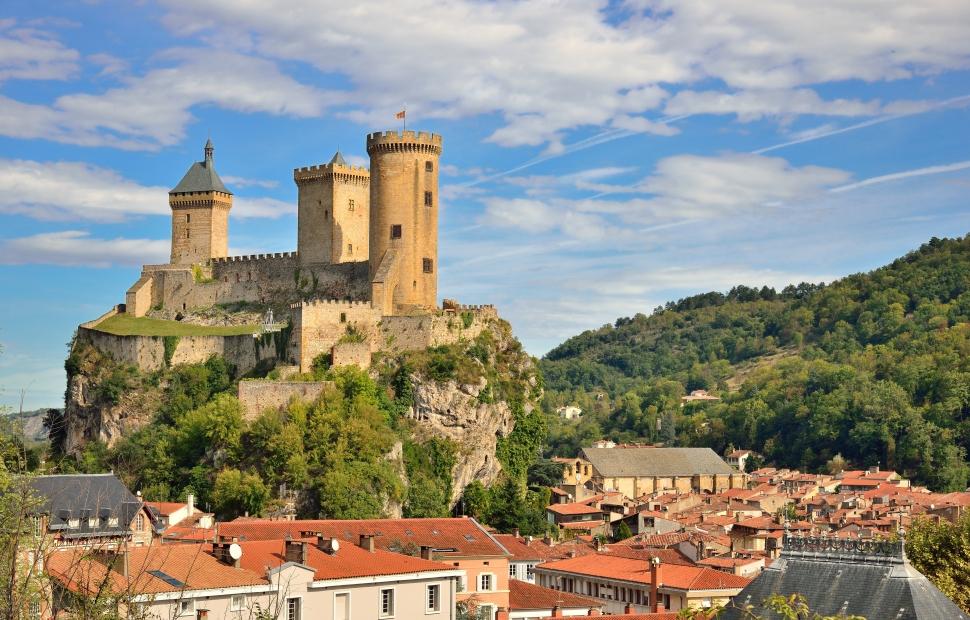 Ch�teau de Foix (c) AdobeStock