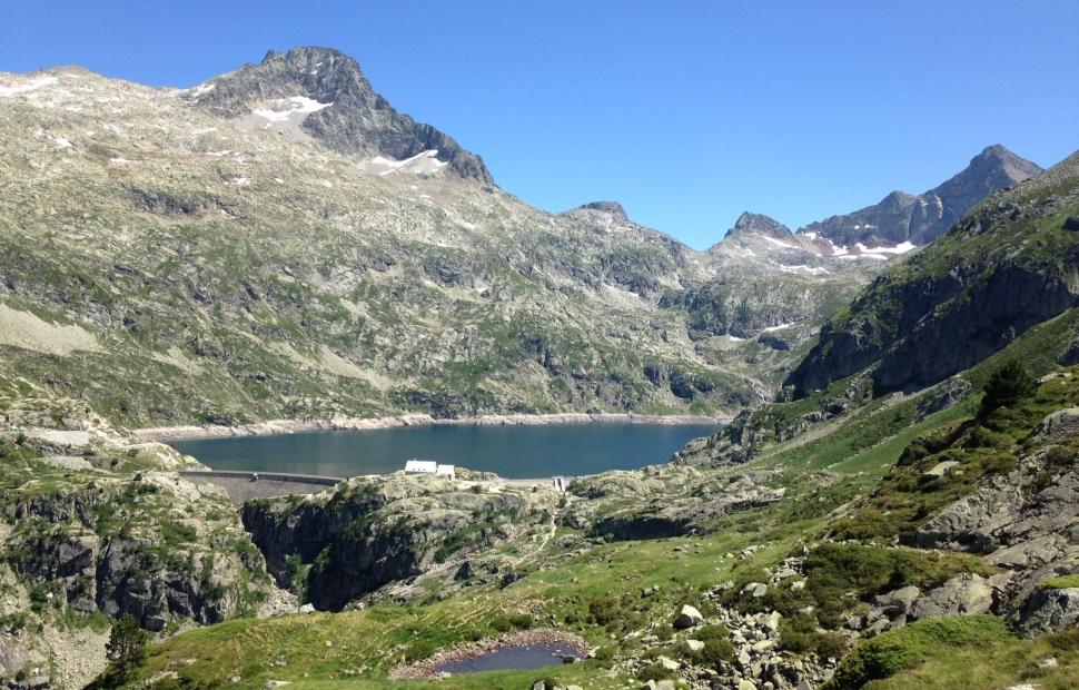 Lac de Fabr�ges �C.Faivre-Rampant 2