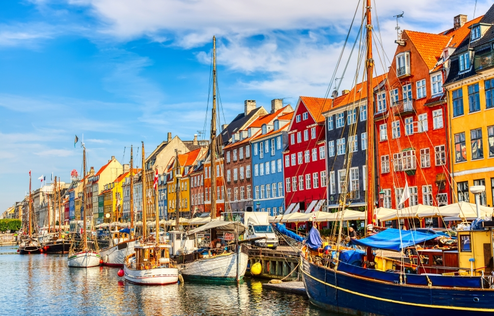 Copenhague, Nyhavn (c) AdobeStock