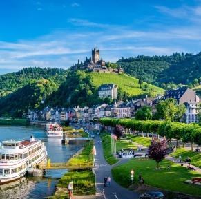 Sur les sentiers de Cochem & la vallée de la Moselle