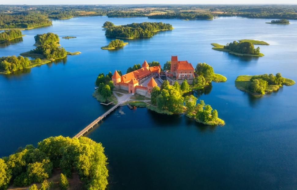Ch�teau de Trakai (c) AdobeStock
