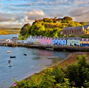 Île de Skye & les Hébrides extérieures, en Ecosse
