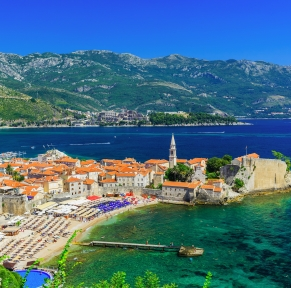 Monténégro & la Dalmatie du sud