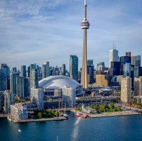 Canada, de Toronto à Montréal