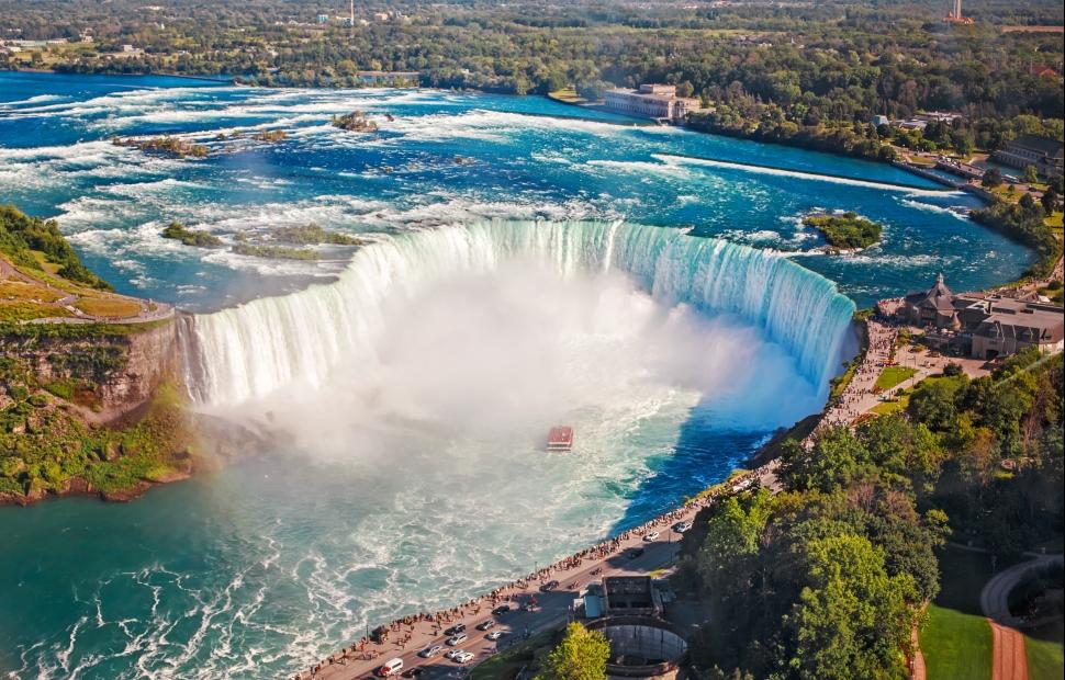Chutes du Niagara (c) AdobeStock