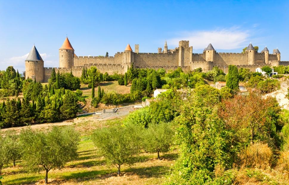 Carcassonne � Fotolia