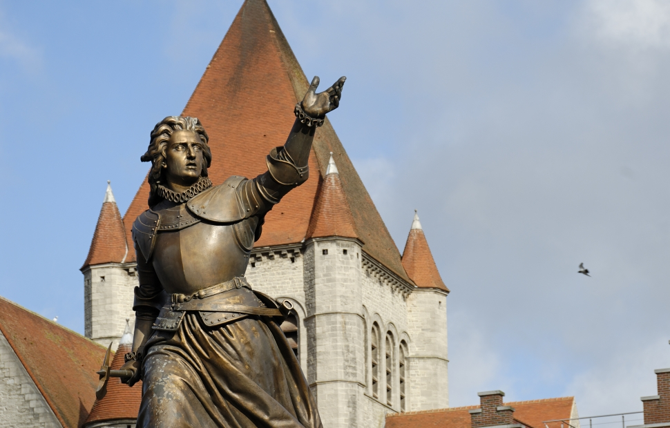 Tournai (c) WBT - JP Remy-Princes of Espinoy - Tournai