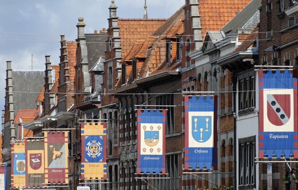 Tournai (c)  JP Remy-Grand Place - Tournai