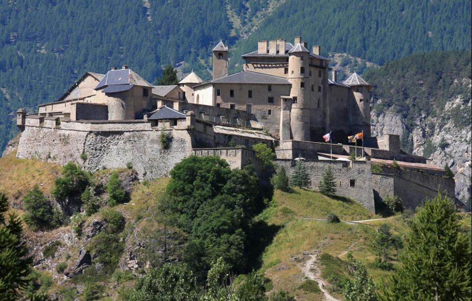 Fort de Ch�teau Queyras (c) AdobeStock