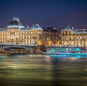 Nouvel an à Lyon