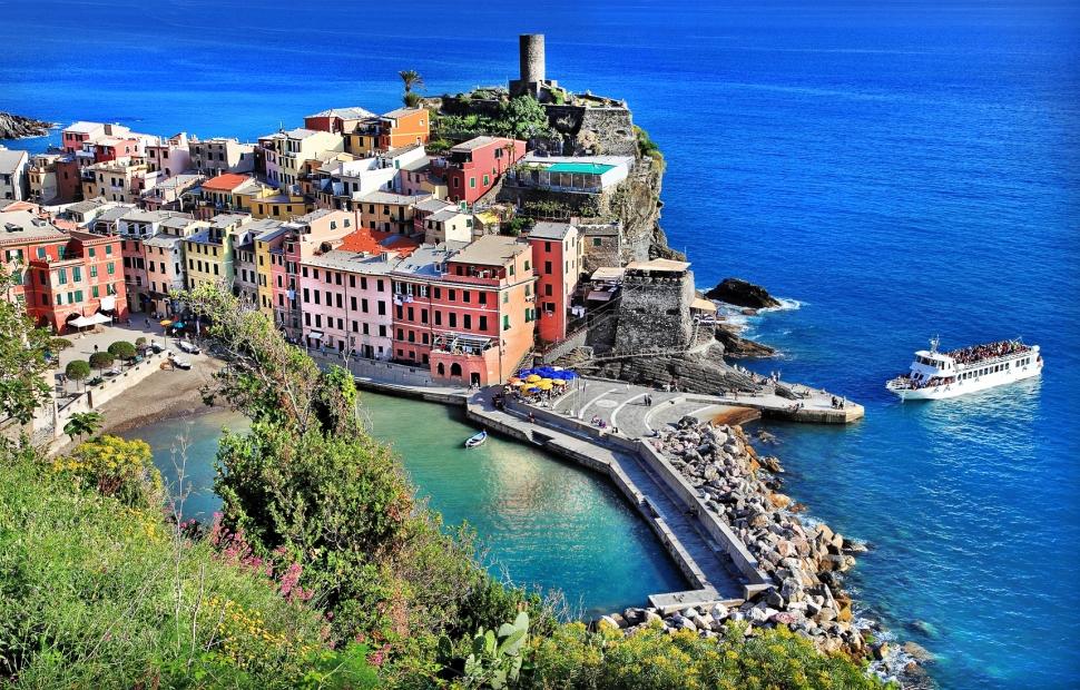 Vernazza, Cinque Terre - Freesurf - Fotolia