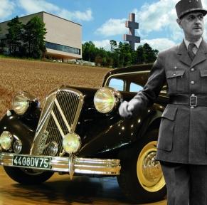 Sur les pas du Général de Gaulle