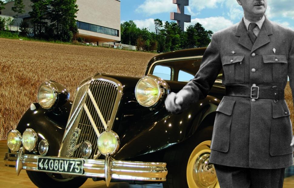 M�morial Charles de Gaulle �MDT52