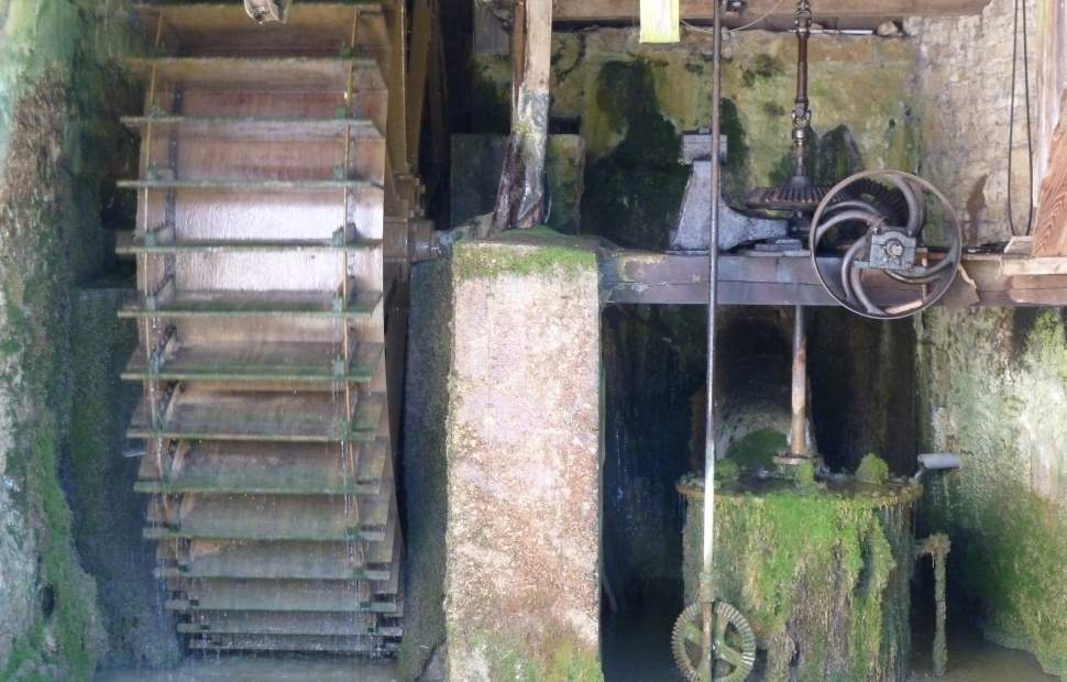 Moulin de la Fleuristerie �MDT52