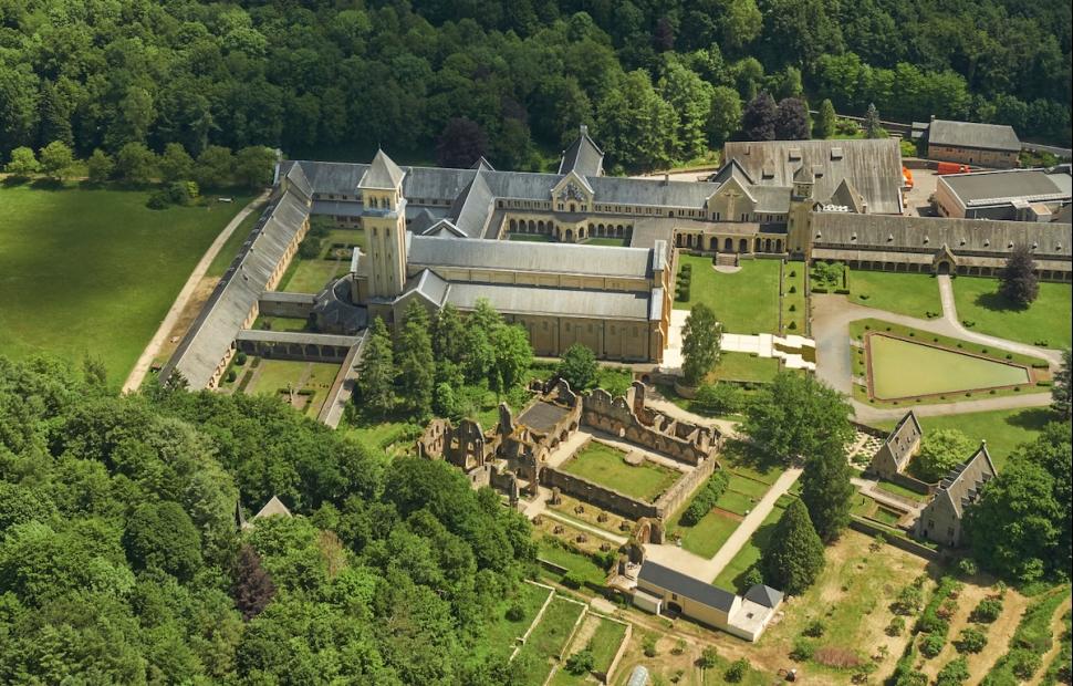 Abbaye d-Orval  WBT - Olivier Polet-L-abbaye d-Orval