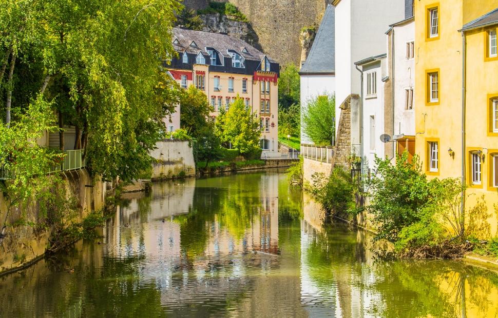Luxembourg ville (c) Fotolia