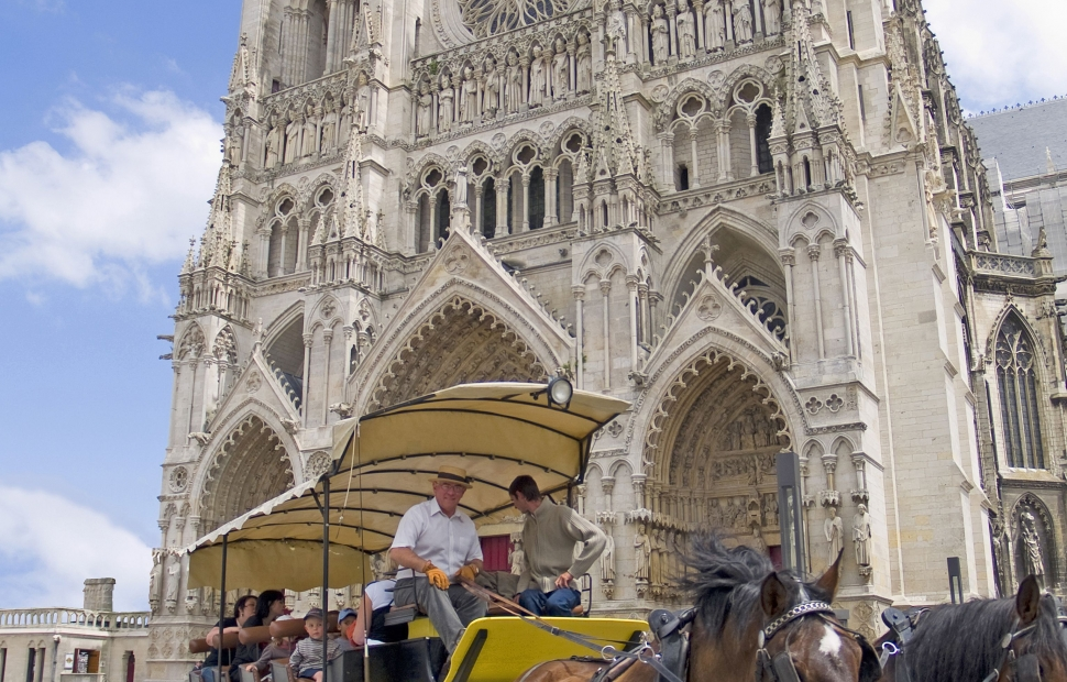 Amiens, cath�drale�CDT Somme-AB