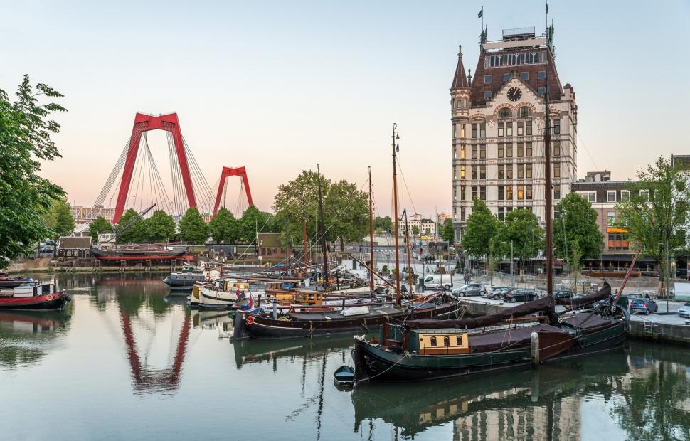 4-5. Rotterdam (c) Fotolia_121442436_M