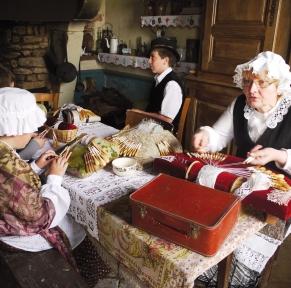 Les vieux métiers d'Azannes en Meuse